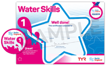 Swim England Water Skills